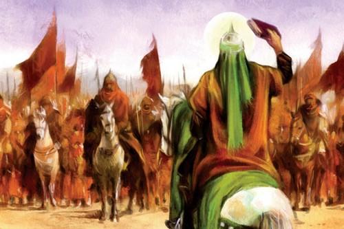 دانلود مداحی الفرار الفرار محمود عیدانیان صوتی