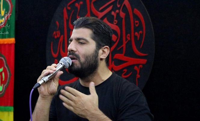 دانلود نوحه چشمهای قشنگ عباس با صدای روح اله بهمنی