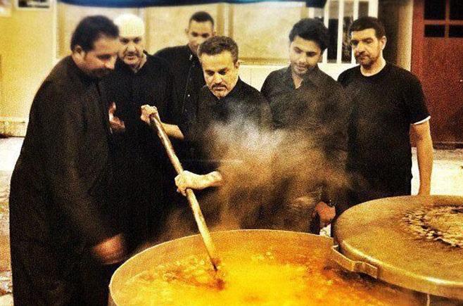 دانلود مداحی صوتی دمع زینب باسم کربلایی