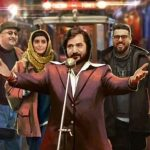آهنگ های ابراهیم تاتلیس در فیلم ایرانی مطرب