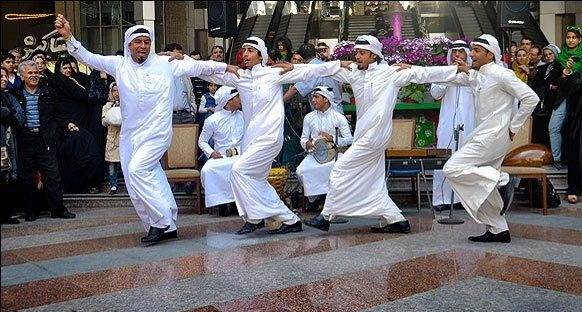 سلکشن شاد عربی
