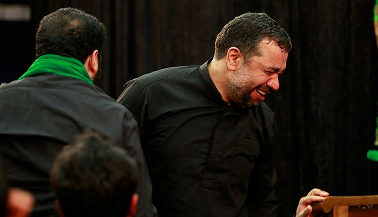 دانلود نوحه باباجون دردت به جونم با صدای محمود کریمی