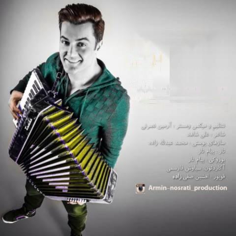 دانلود آهنگ توی دنیا هر کسی یه جوری نون رو در میاره از آرمین نصرتی