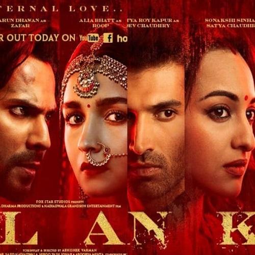 دانلود آهنگ هندی First Class از فیلم Kalank 2019