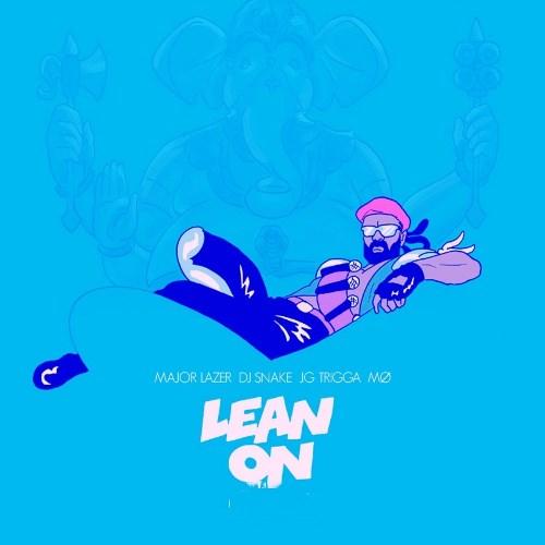 آهنگ خارجی Lean On از Major Lazer DJ Snake