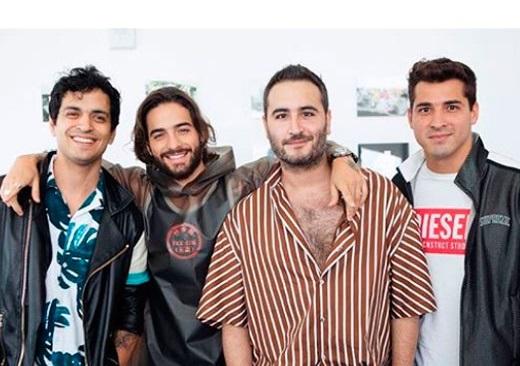دانلود آهنگ Amigos Con Derechos از مالوما Maluma و Reik