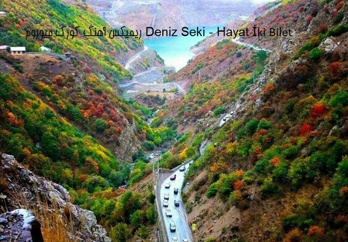 ریمیکس آهنگ کورک میوروم Deniz Seki - Hayat İki Bilet
