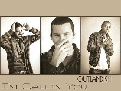 دانلود آهنگ زیبای Outlandish بنام I'm Calling You