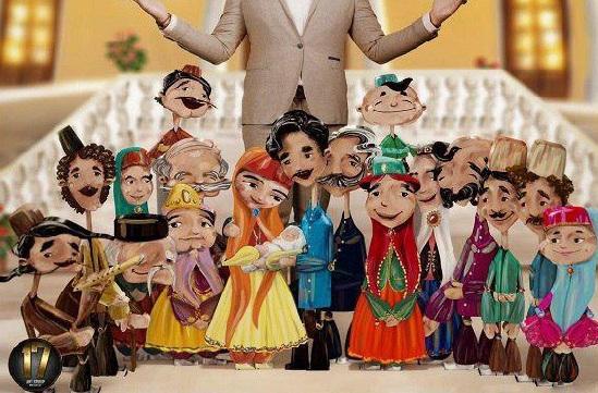 جینگو جینگه ساز میاد از بالای شیراز