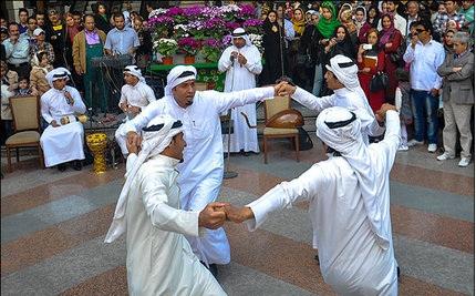 دانلود آهنگ شاد عربی الله الله یا بابا