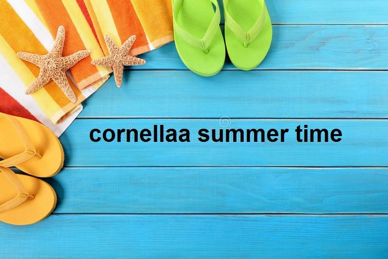 دانلود آهنگ کرنلا سامر تایم cornellaa summer time