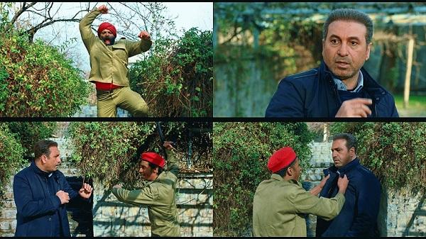 دانلود آهنگ هندی در فیلم خوب بد جلف singham