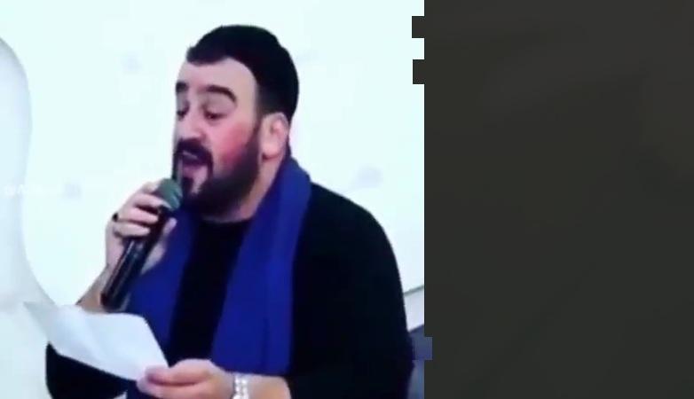 دانلود نوحه کامل ای عشقیمین سلطانی حسین از سید طالح باکویی