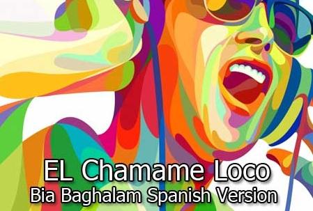 آهنگ EL Chamame Loco ورژن کاور شده ی خوش میگذره از آرمین نصرتی